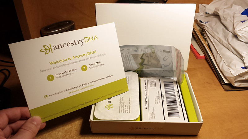 my heritage dna instructions