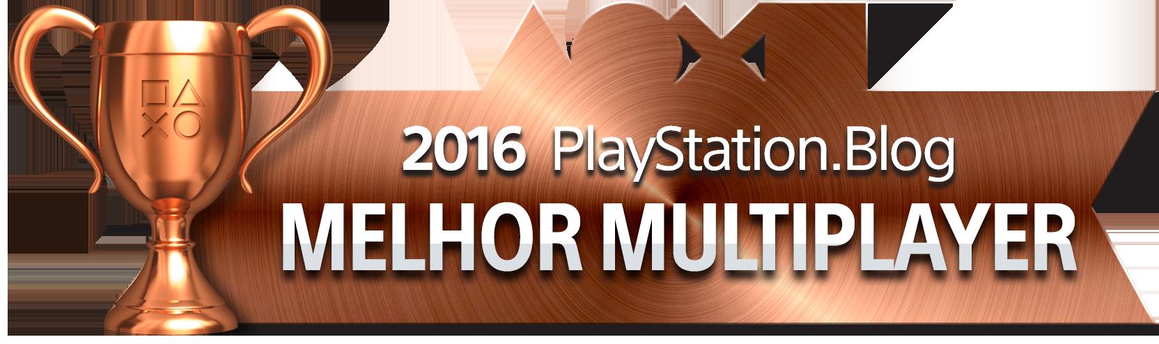Melhor Multiplayer - Bronze