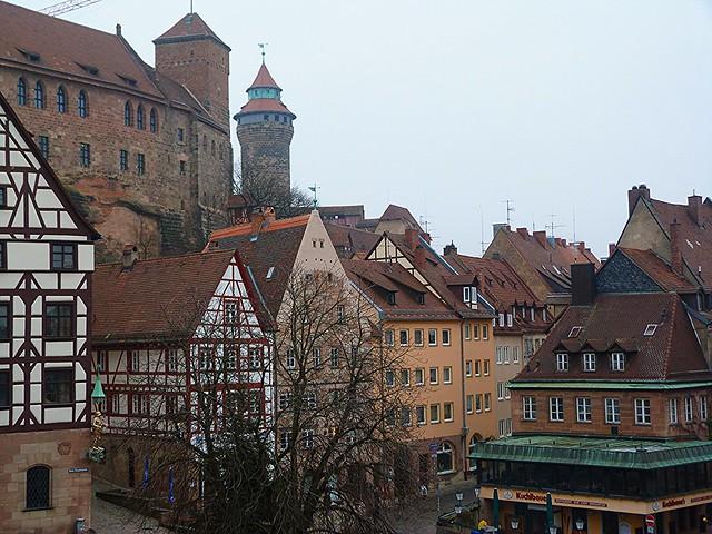 Nuremberg y su castillo