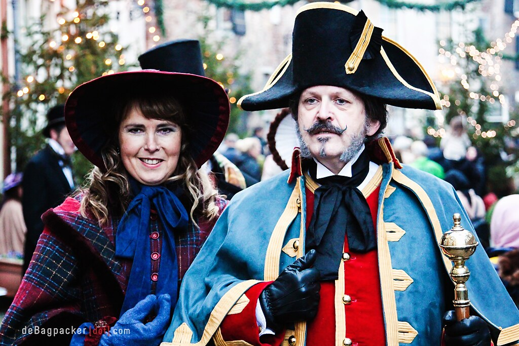 Dickens Festijn 2016, Deventer