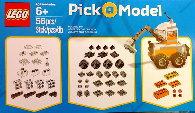 Mobile Frame Hangar • View topic - Pick-A-Model (LEGO In-store Pick ...