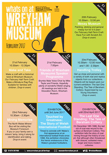 What's On at Wrexham Museum