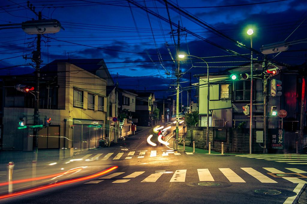 A corner of Yokohama