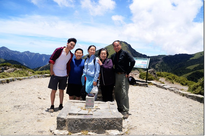 石門山山頂 1