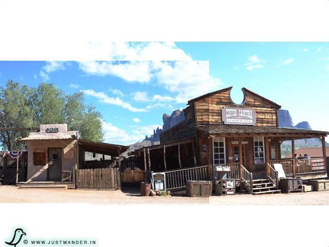 PIC: Apache Trail Scenic Drive