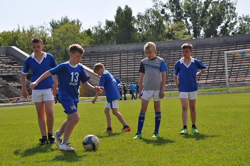 Переможці груп визначились у «Кубку майбутніх чемпіонів»