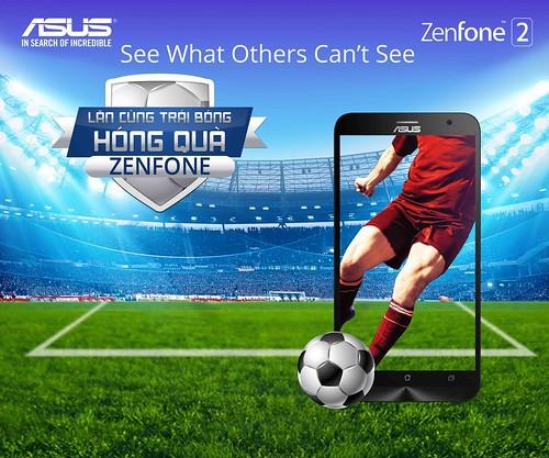 ASUS tổ chức Offline - Lăn cùng trái bóng, hóng quà Zenfone - 76641