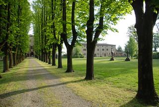 Weg zum Castello