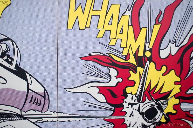 Tate Modern Roy Lichtenstein