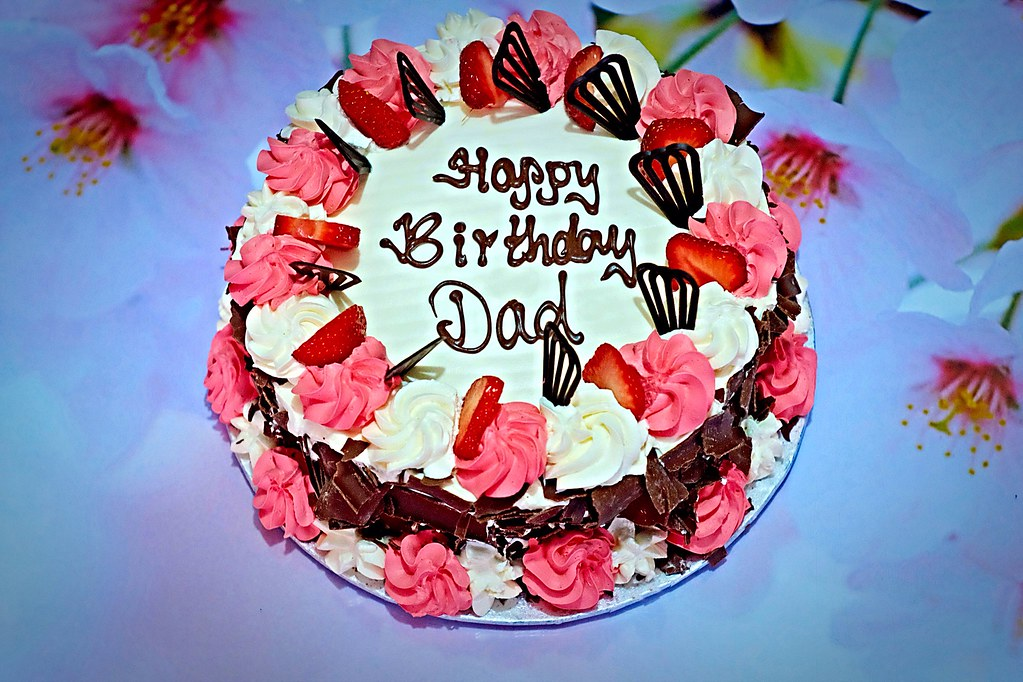 Happy Birthday Dad Piyushgiri Revagar Flickr