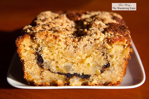 Homemade Pear Coffee Cake | by thewanderingeater