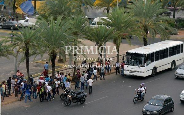 Desde el Lunes 12 de diciembre, aumentan los pasajes para autobuses y para carritos por puesto en Ci...