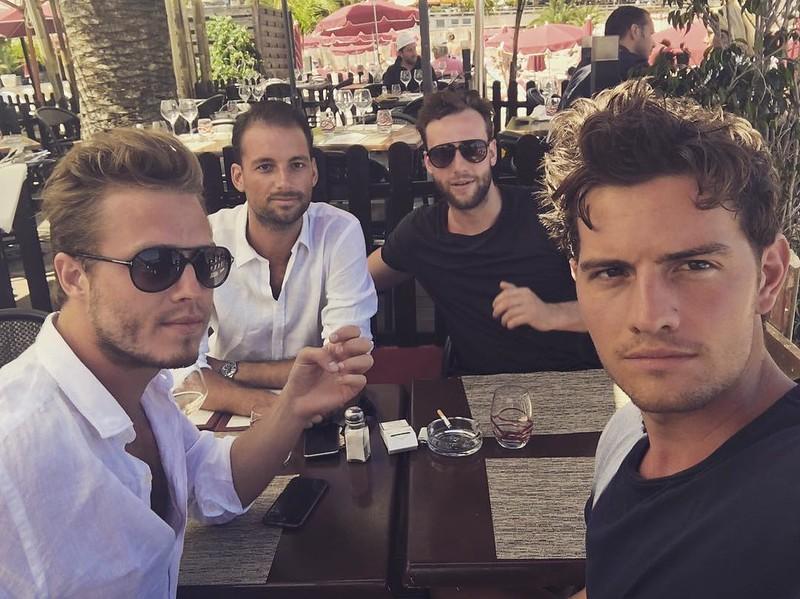 Maxim's instagram
