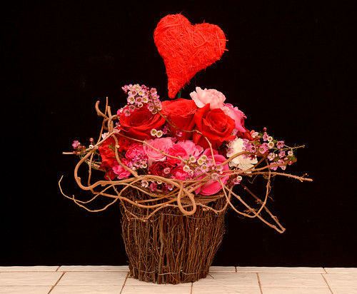 Valentine's Day - Photo Courtesy The Rittners School of Floral Design, Boston | by Flower Factor