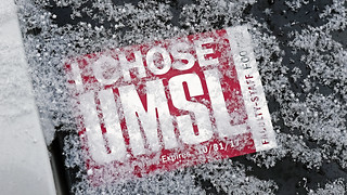 Eye on UMSL:  Frozen:  Jan. 5, 2017 | by UMSL