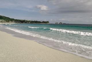 ilocos norte Blue Lagoon Beach