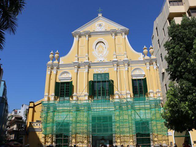 biserica santo domingo 2 obiective turistice macao