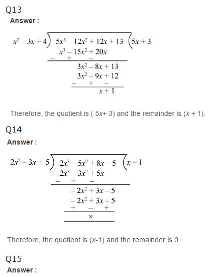 chapter 6 maths class 8