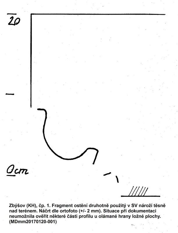 Zbýšov (KH), čp. 1