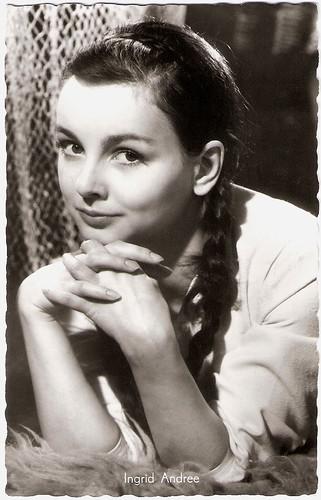 Ingrid Andree in Du darfst nicht länger schweigen (1955)