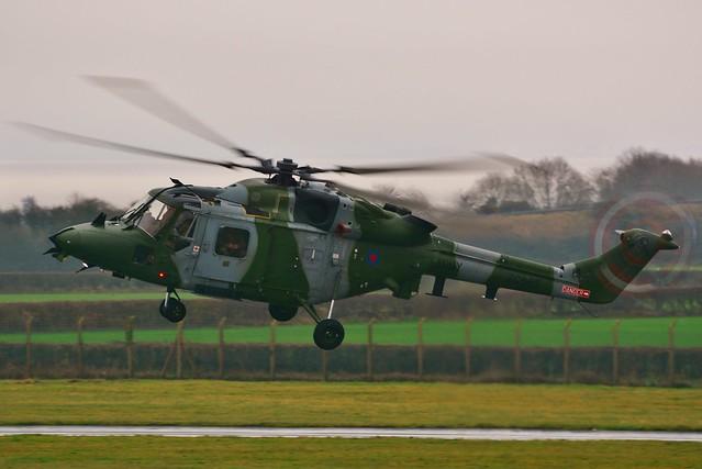 Lynx AH.9 ZG885