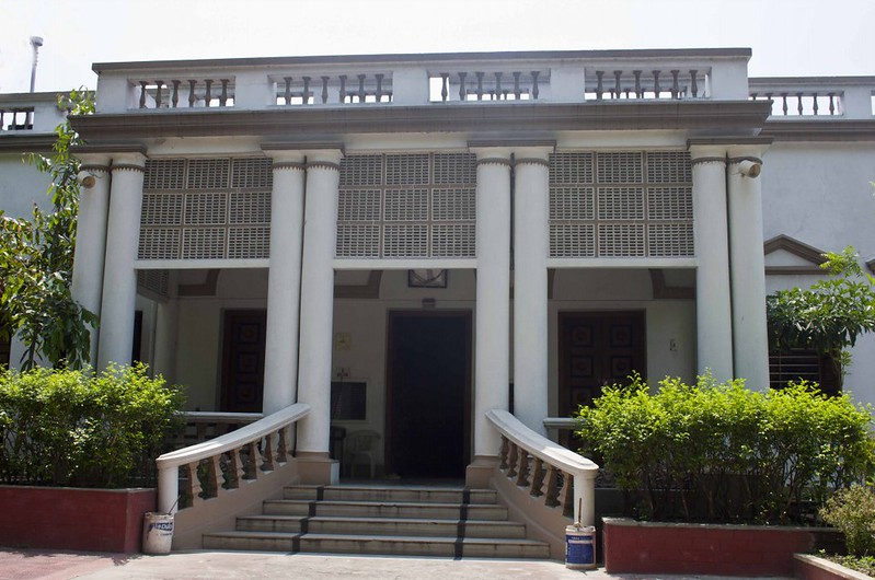 Hyderi Manzil or Gandhi Bhawan - Kolkata, India