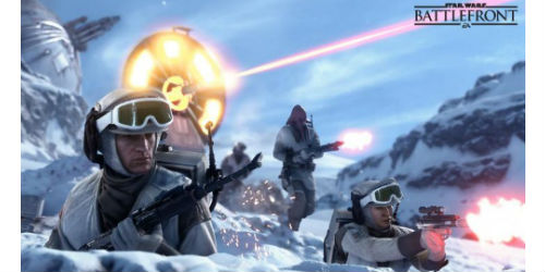 Xbox One Owners to play Star Wars: Battlefront first