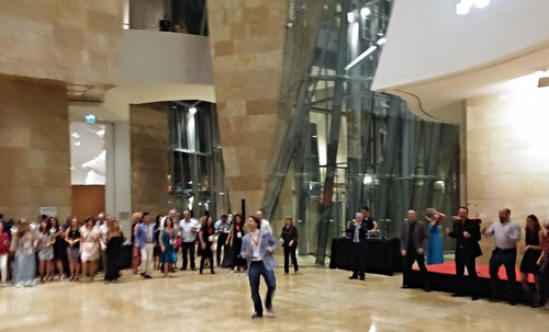 Gala #ICOT2015 en Museo Guggenheim Bilbao