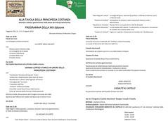 programma costanza 2015