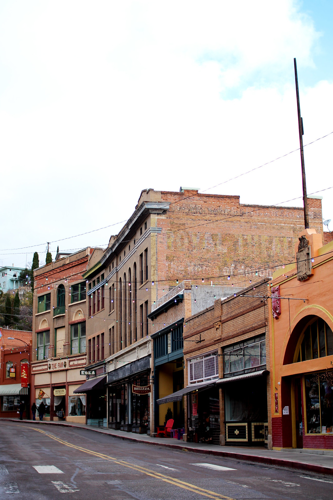 Bisbee, Arizona, USA travel blogger
