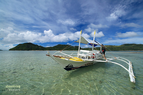 Outrigger at Bulubadiang Island | by engrjpleo