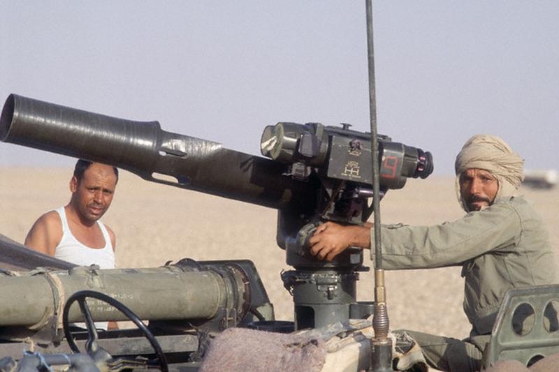 Les F.A.R durant la guerre du Golfe 1990/91 31706891182_94ec98ce0b_o