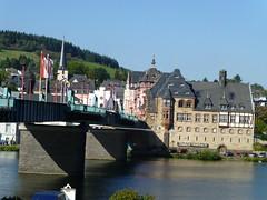 Brücke in Traben-Trabach