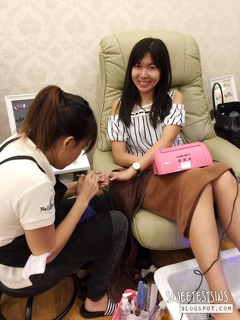 nailz haus ang mo kio hub review singapore beauty blogger patricia tee