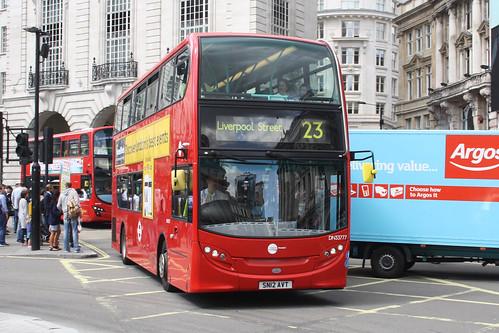 Tower Transit DN33777 SN12AVT Enviro 400