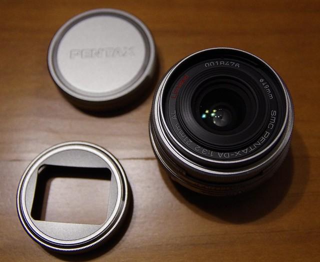 Vends mon 21mm DA Limited Silver ( version 1) à 350€ 18313159234_b9fed563b7_z