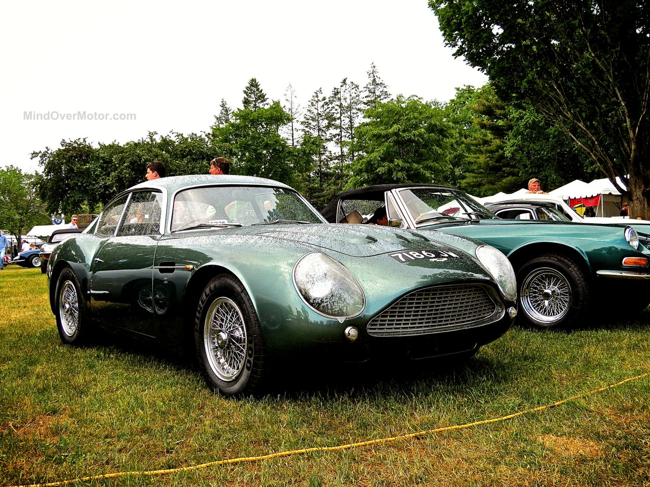 Greenwich 2 Aston Martin DB4 GT Zagato