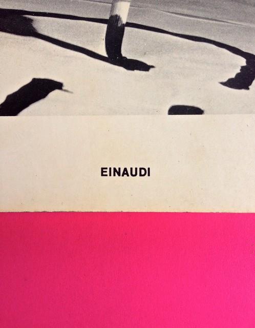 Roland Barthes, L'impero dei segni. Einaudi 1984. Copertina (part.), 3