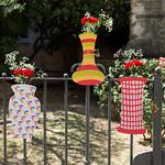 Corpus Sitges 2015 - Pintem flors
