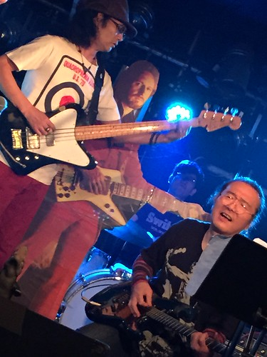 John Entwistle tribute concert at ShowBoat, Tokyo, 29 Jun 2015. 3249
