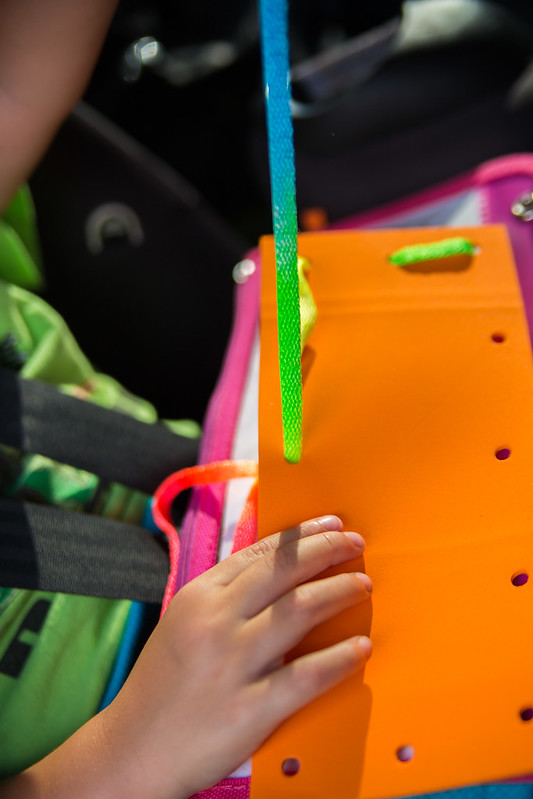 Road Trip Activity Bags