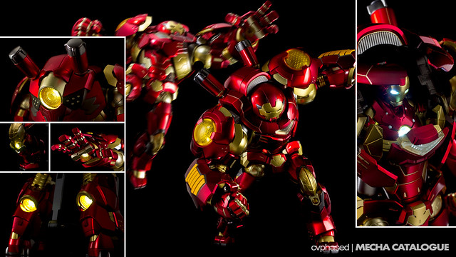 RE:EDIT IRON MAN Hulkbuster Armor - Updates