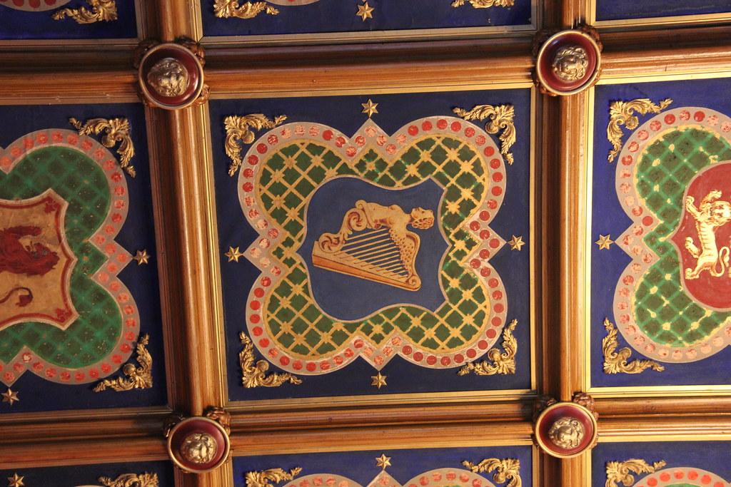 harp of erin interior government house hobart 4843 flickr. Black Bedroom Furniture Sets. Home Design Ideas