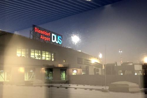 02 - Düsseldorf Airport