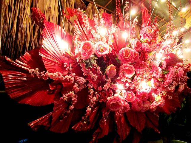 Payung Chinese New Year decor 4