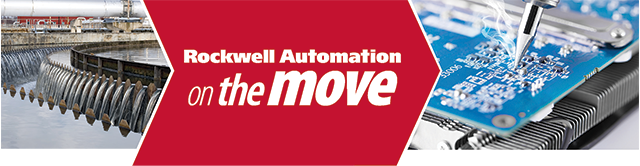 Rockwell Automation on the Move | April 4-5th, 2018 in Modesto, CA