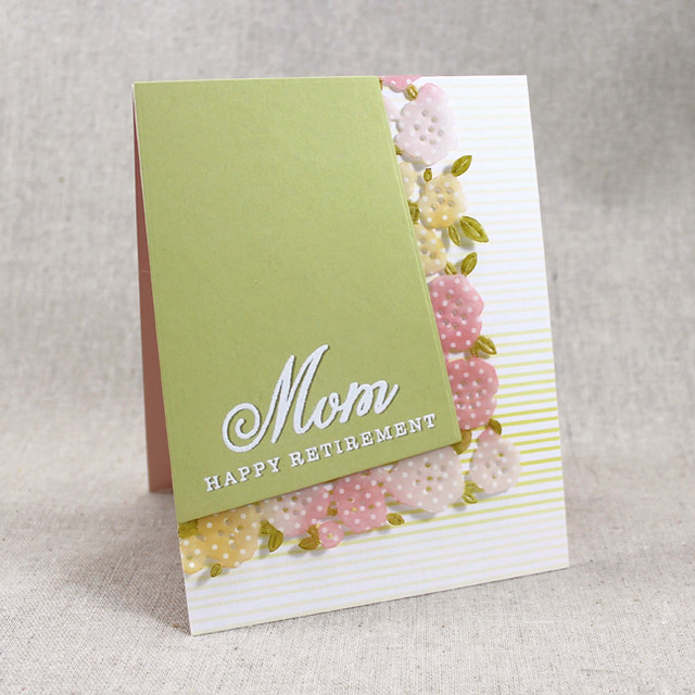 Mom's Retirement Card