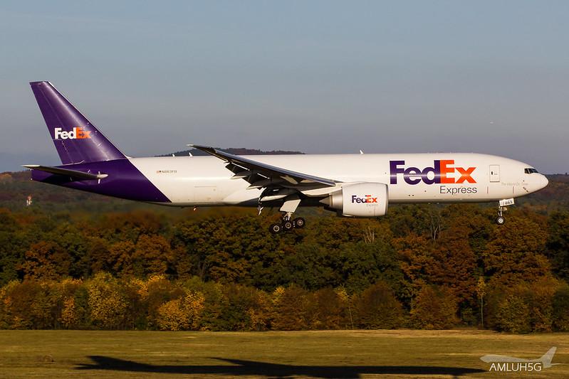 Fedex - B772 - N863FD (2)
