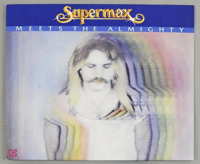 "SUPERMAX MEETS ALMIGHTY 12"" LP"