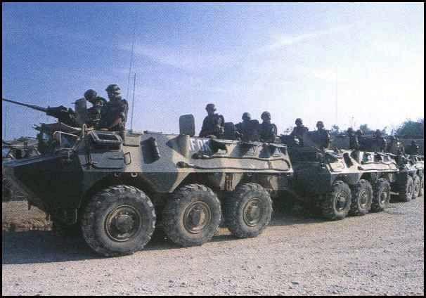 Les F.A.R. en Bosnie  IFOR, SFOR et EUFOR Althea 32095096924_94d83f5587_o